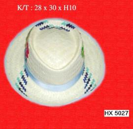 Children palm hat HX 5027