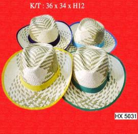 Cowboy palm hat HX 5031