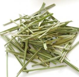 Dried lemongrass leaf
