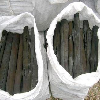 NATURAL LUMP MANGROVE CHARCOAL.