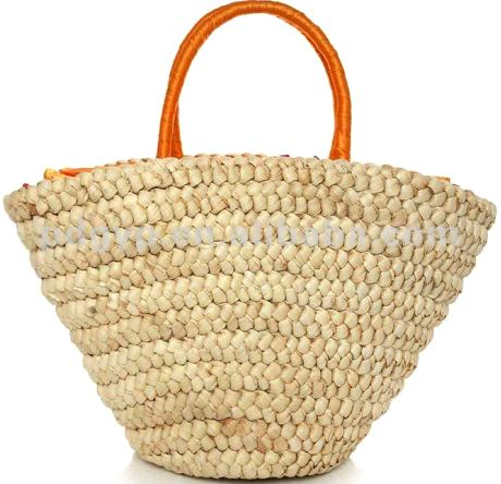 Palm bags (straw bags)
